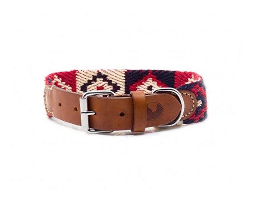Halsband - Peruvian Indian Red