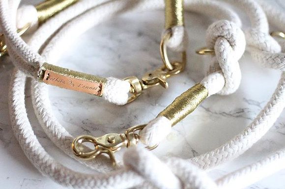 Cottonrope Set gold