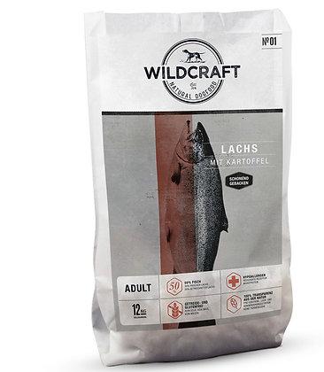 Wildcraft - Lachs mit Kartoffel