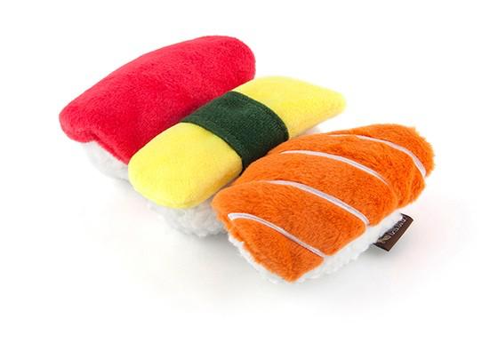 Hundespielzeug - Sushi