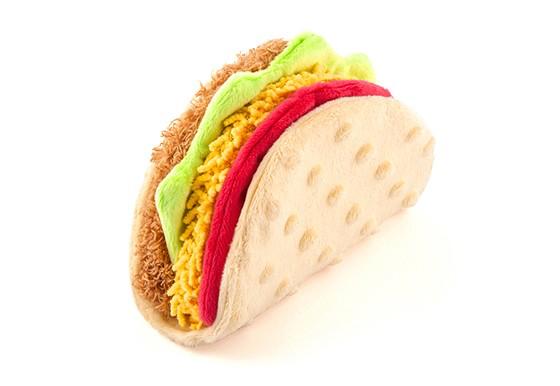 Hundespielzeug - Taco