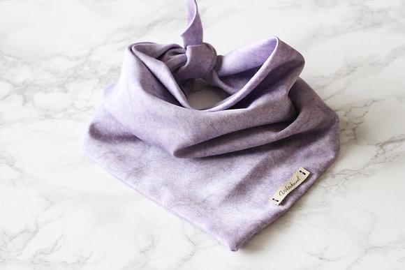 Lavender Marble Bandana