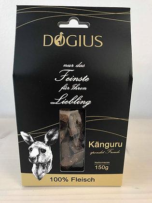 Fleischbite Känguru 150g
