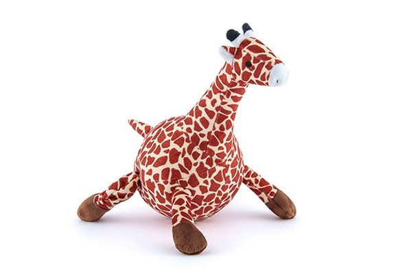 Hundespielzeug - Giraffe