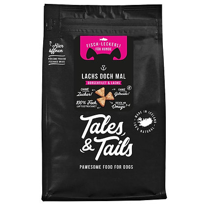 Tales & Tails - Lachs doch mal