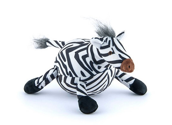 Hundespielzeug - Zebra
