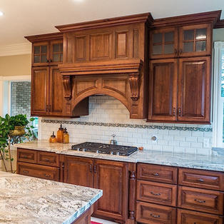 Kitchen and Hood