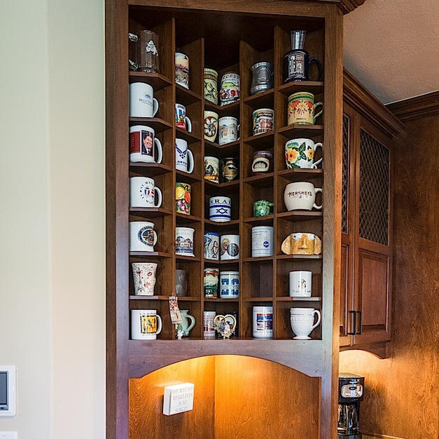 Mug Cabinet
