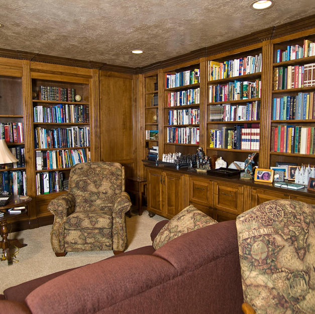 Library and Study