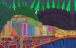 Railroad Dots