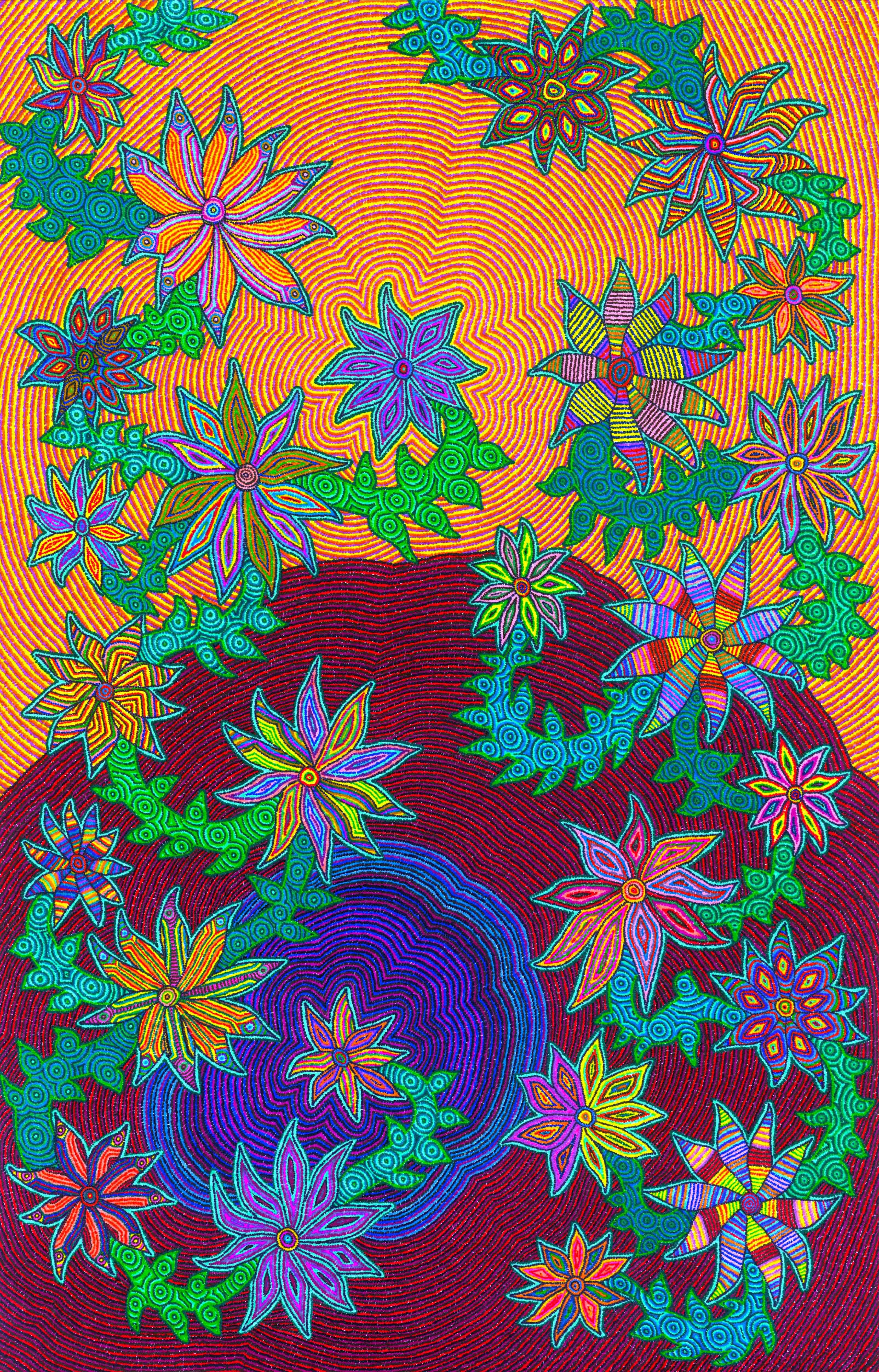 Twenty Flowers