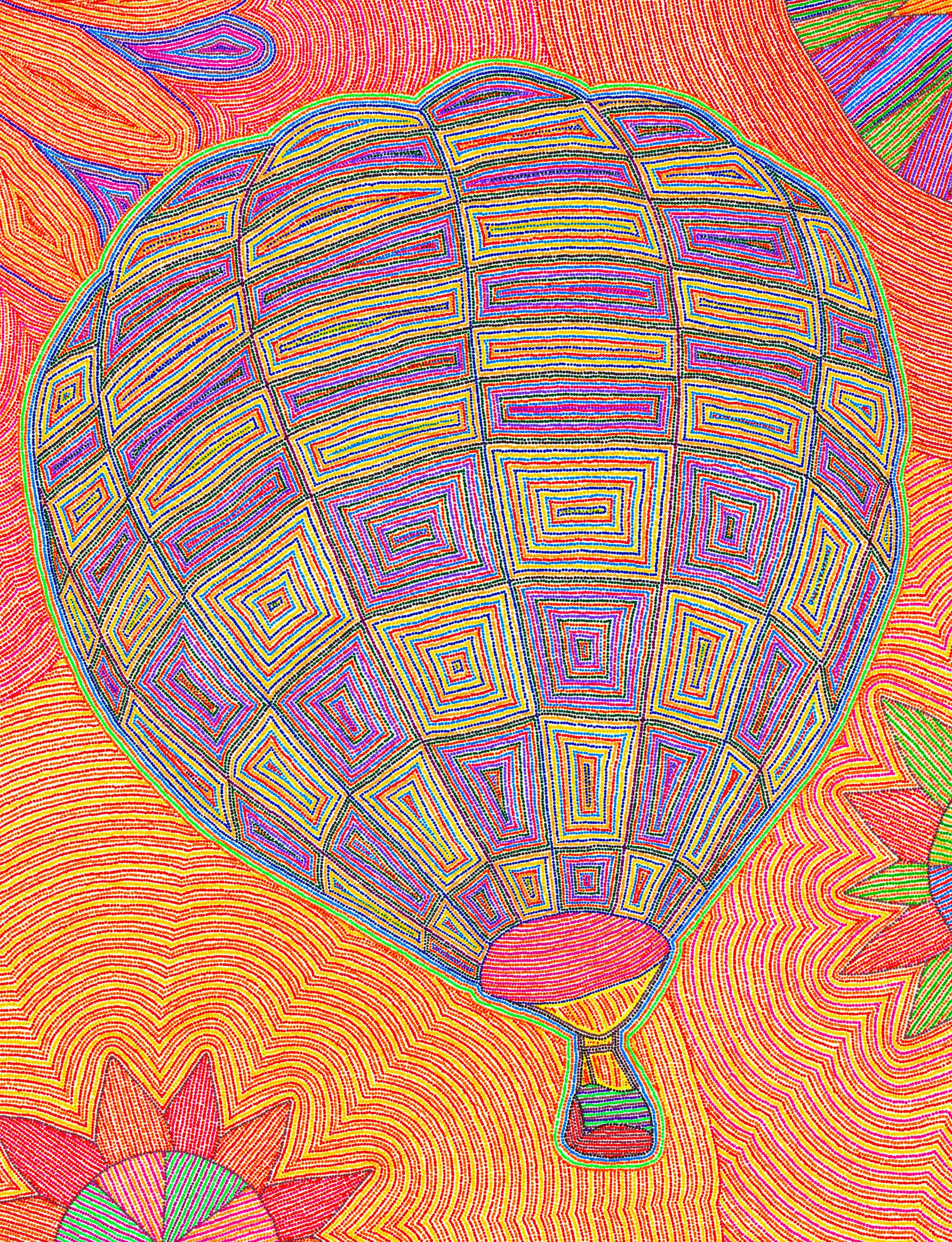 Bright Balloon