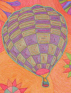 Bright Balloon