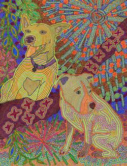 Spirit Dogs