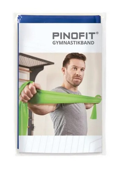 PINOFIT® Gymnastikband blue 2 m (extrastark)