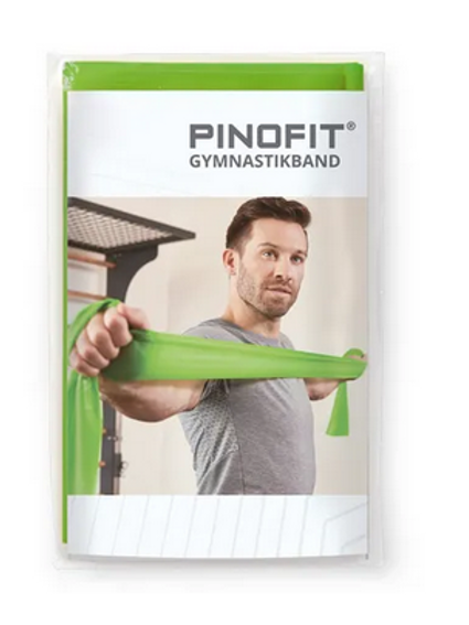 PINOFIT® Gymnastikband lime 2 m (stark)