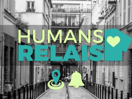 Juin 2015 - Maraudes en partenariat avec Humans Relais