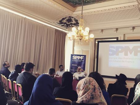 """11 octobre 2015 - Séminaire """"L'éthique des affaires en Islam"""" animé par Mouhammad PATEL"""