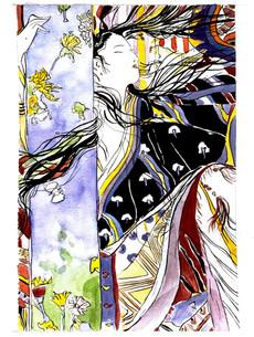 Yoshitaka Amano Study