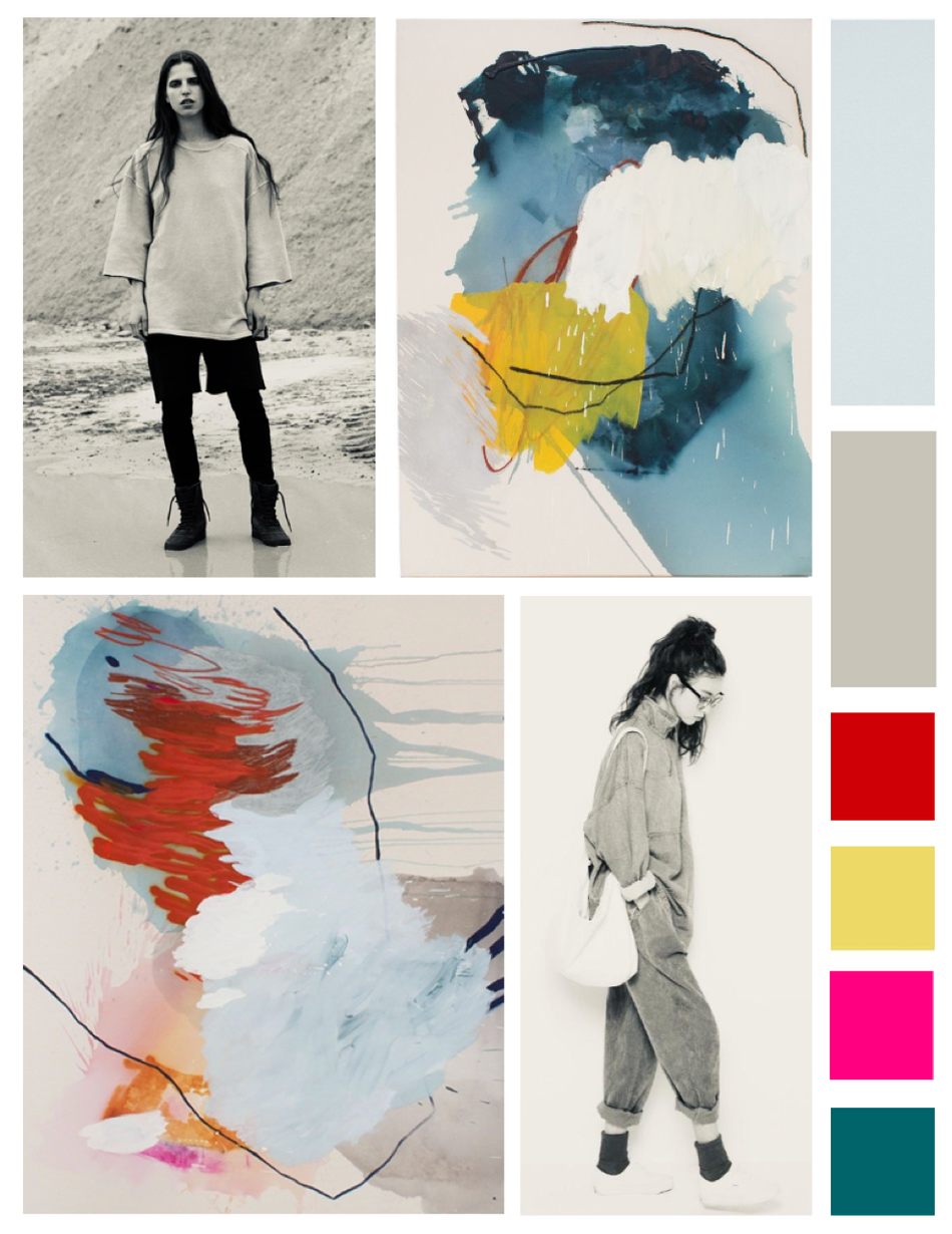 Color and Silhouette Inspiration