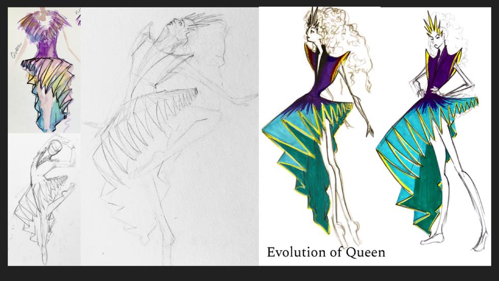 Queen Process