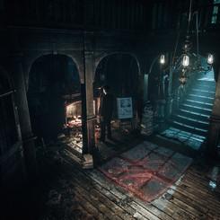 Utapia - inside Lord Tapia's family home