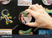 stock-photo-a-new-fridge-magnet-from-the