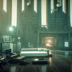 Utapia aristocratic penthouse apartment