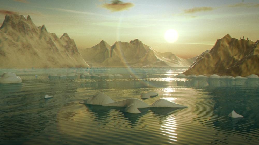 Antarctica Siren - wide