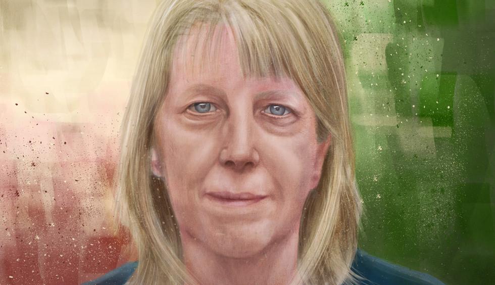 Mum - Digital Portrait