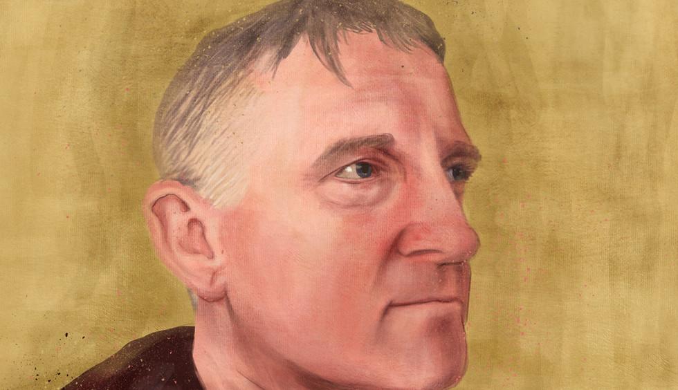 Dad - Digital Portrait