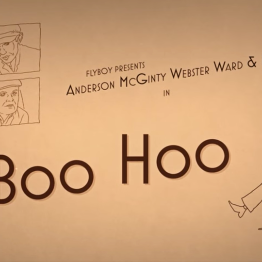 Boo Hoo opening sequence