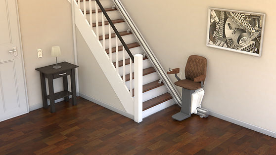 UPstairlift Straight rail.jpg
