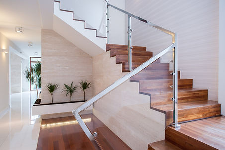 Up Stairlift USA Staircase