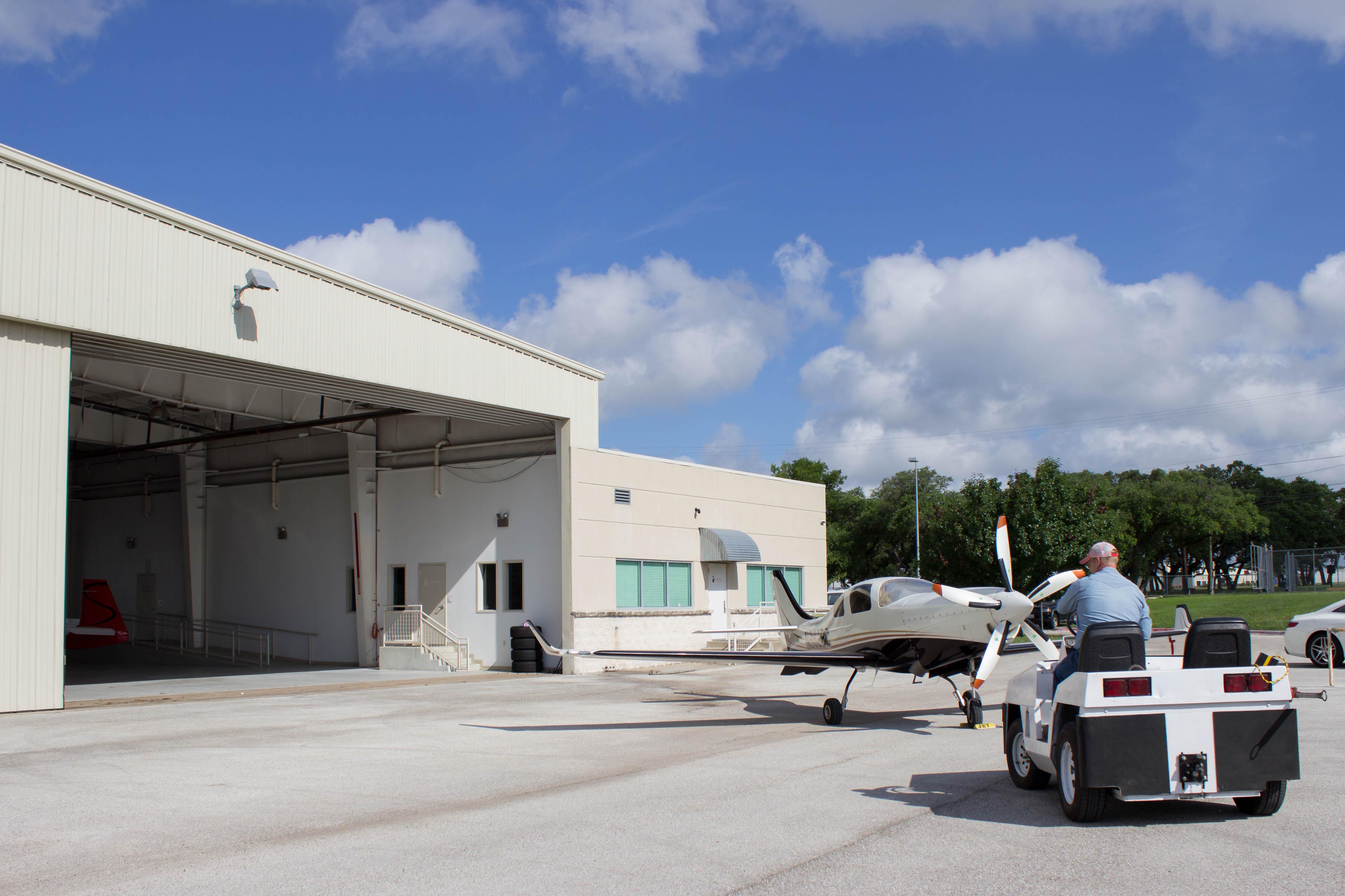 Hangar Space, Austin TX