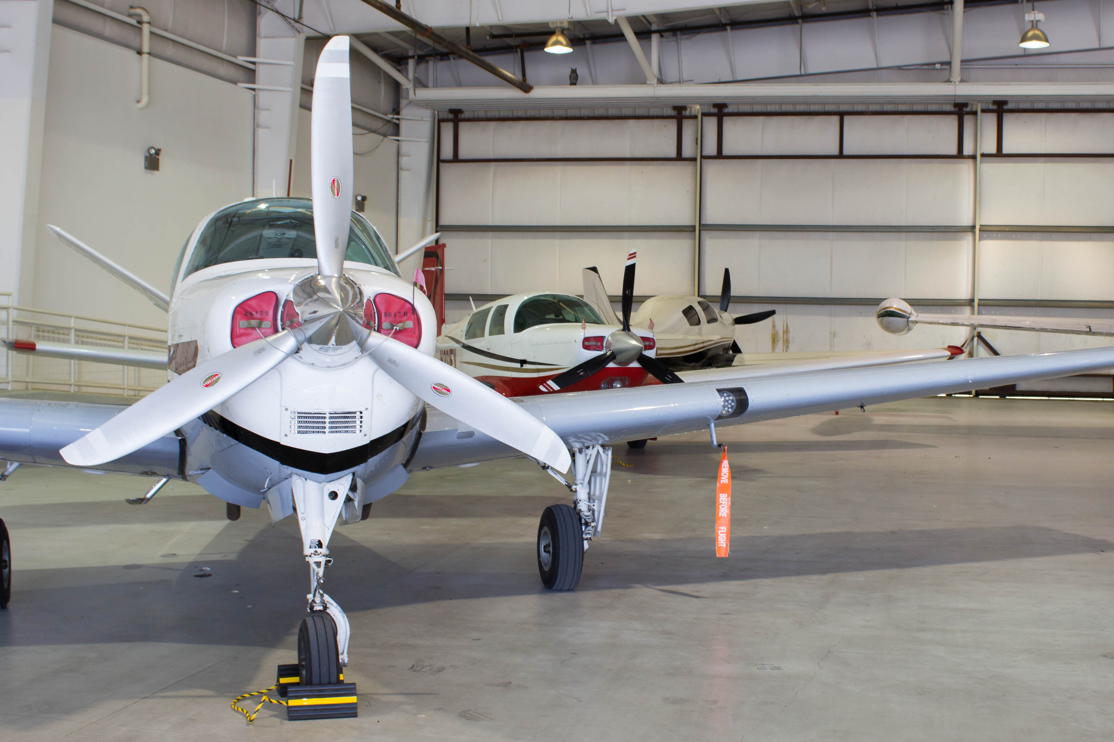 Cessna Hangar Space, GTU Jet