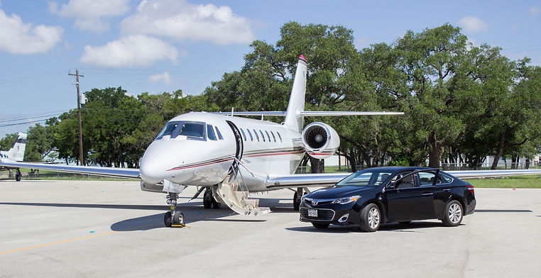 GTU Jet, Austin Area FBO