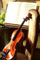 バイオリン室