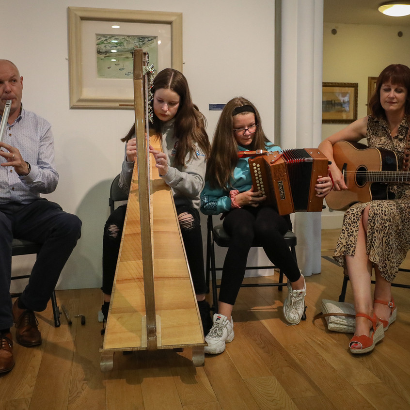 The Walsh Family at Fleadh 2019