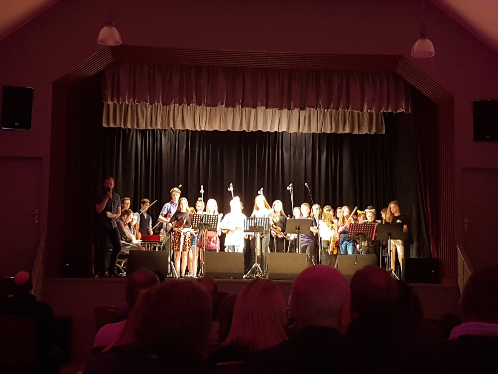 Fochabers Fiddle Week Concert