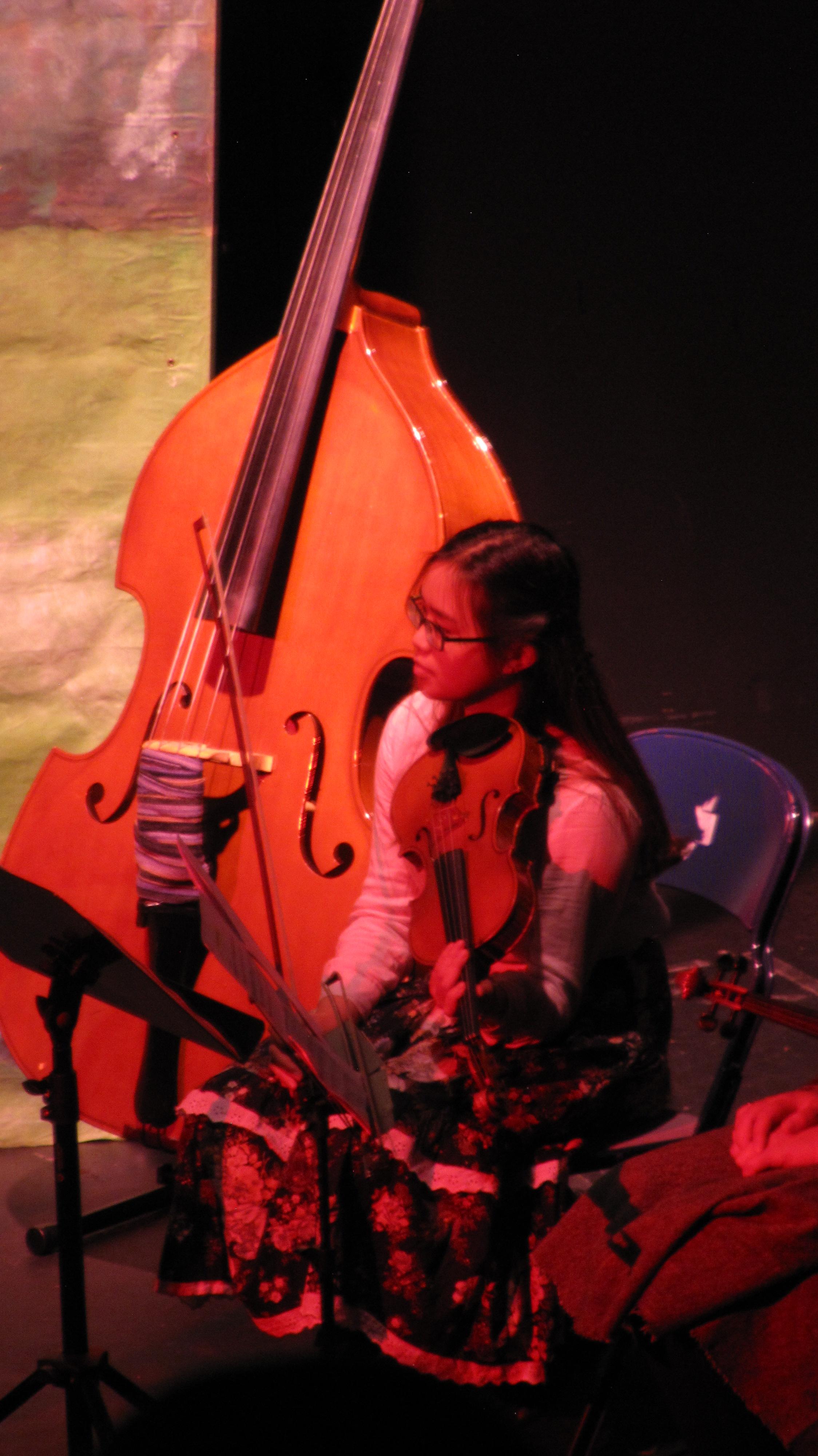 Jessica fiddle