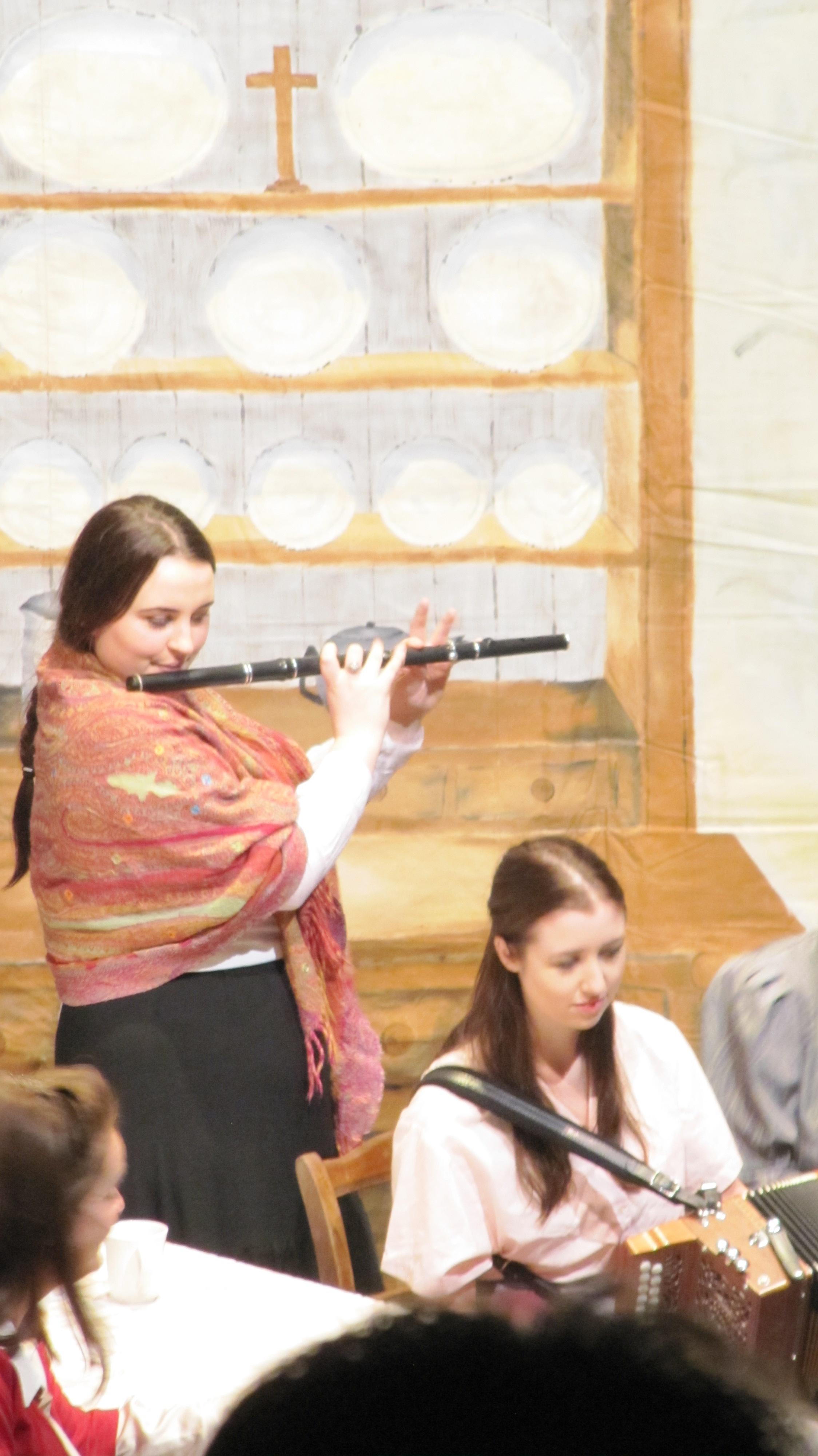 Martha flute jig