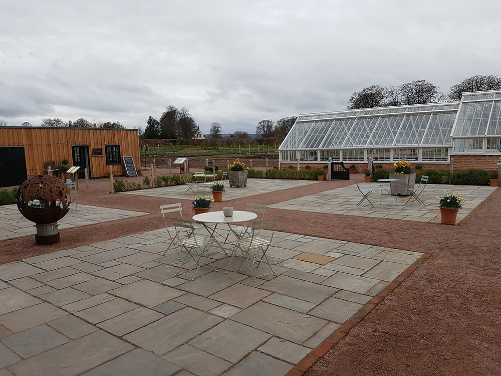 Walled Gardens, Gordon Castle