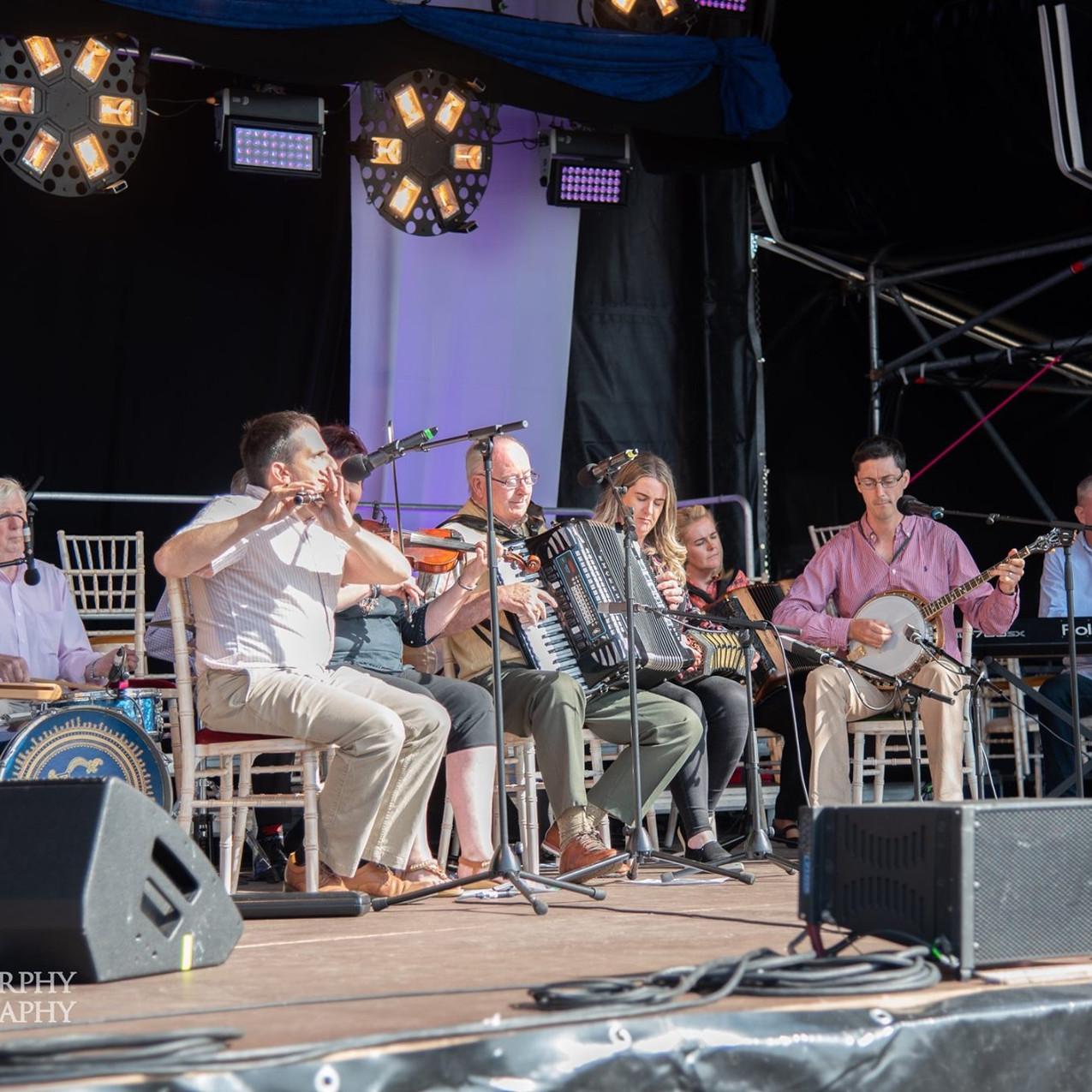 Brian O'Kane band