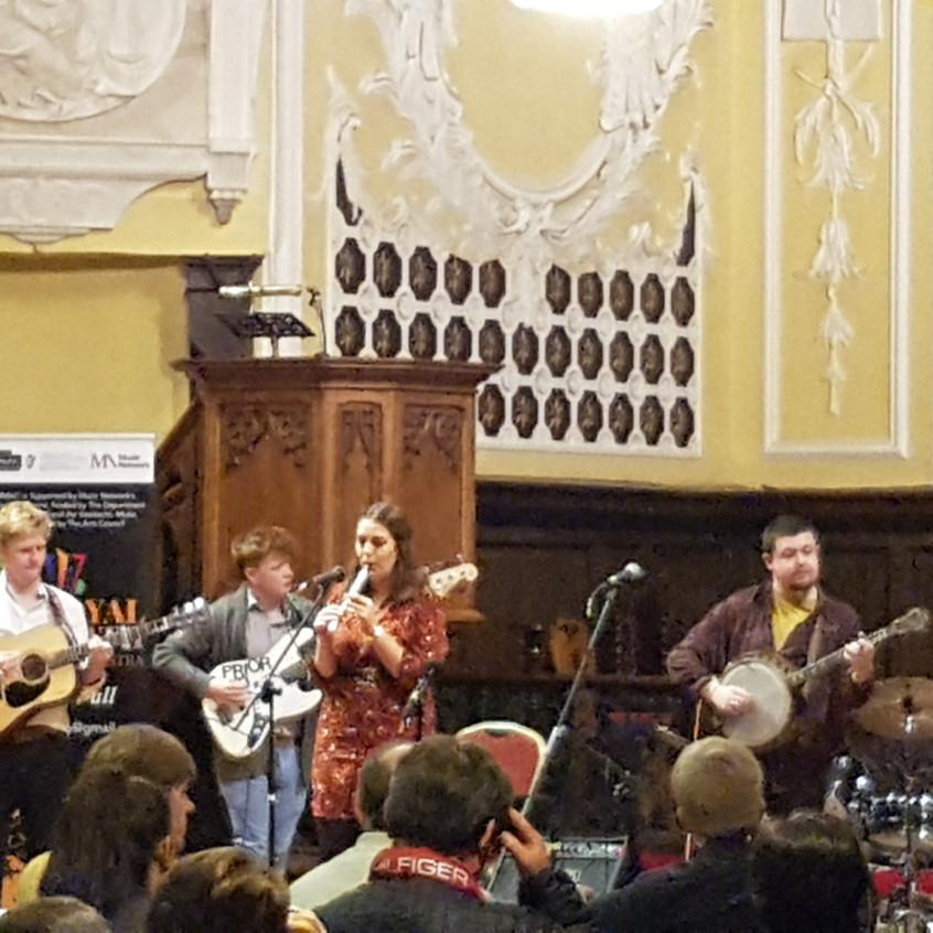DkIT Traditional Music Ensemble