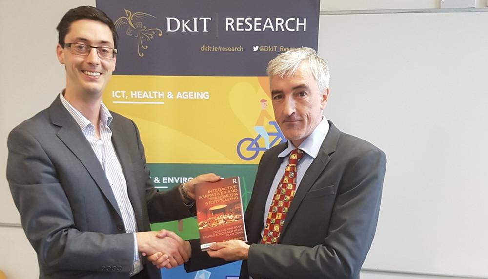 Dr Kelly McErlean Book Launch