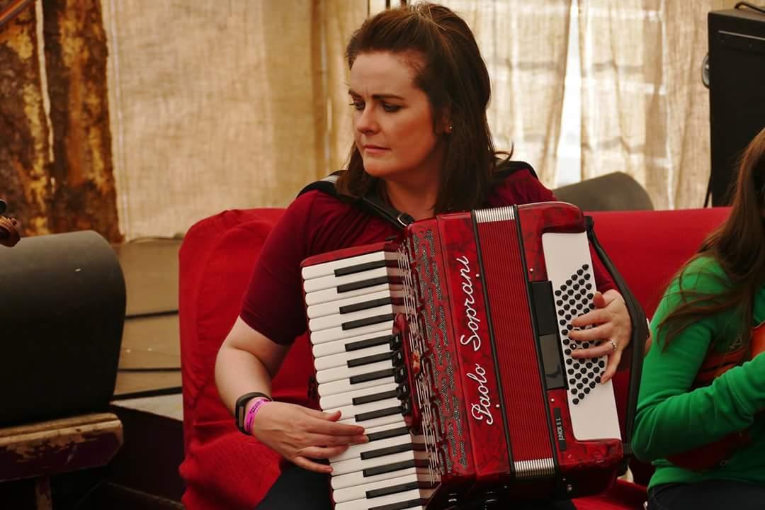 Adèle Commins Piano Accordion