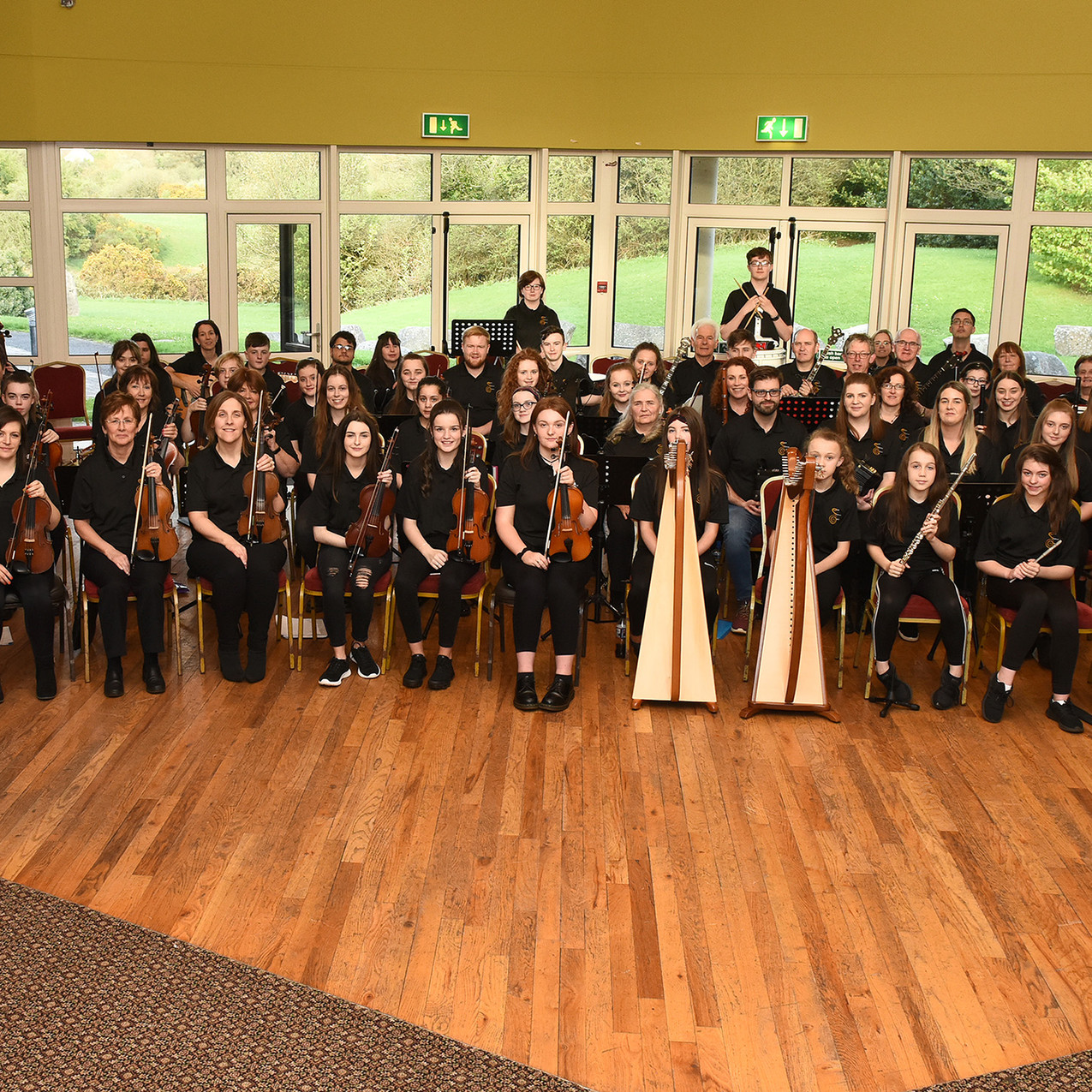 Oriel Traditioanl Orchestra