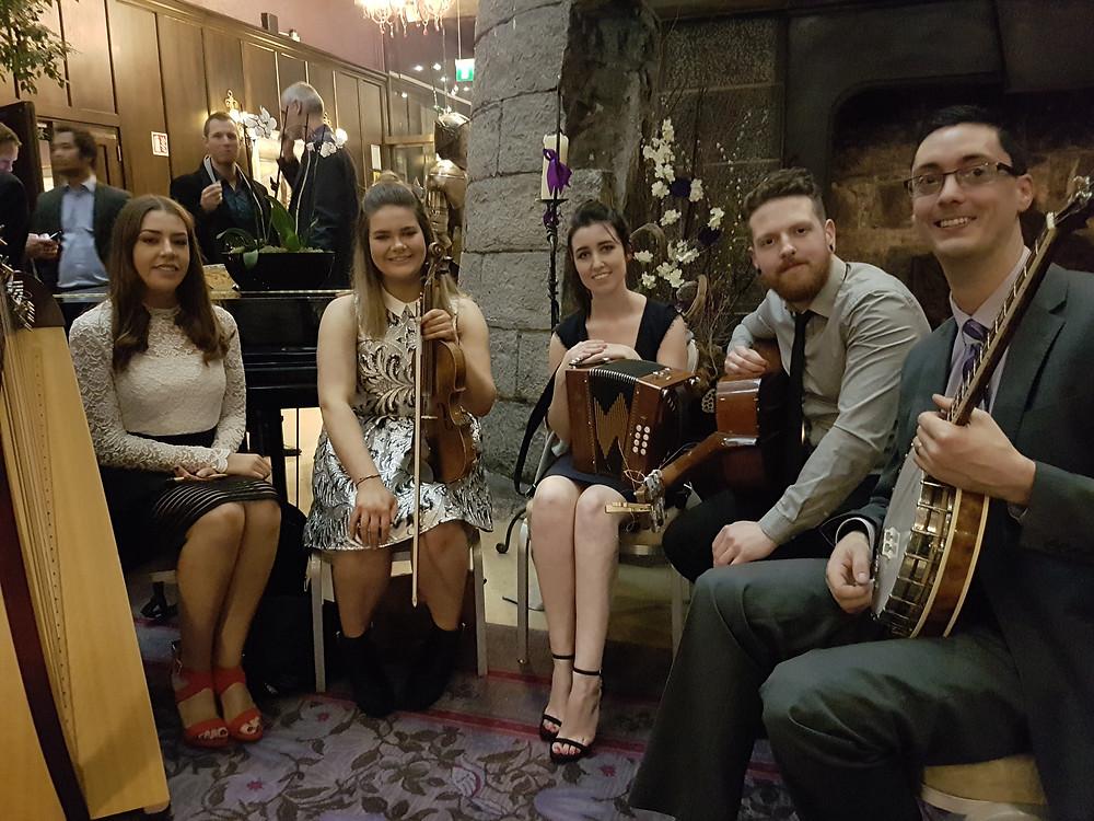 DkIT Musicians at Dundalk Castle