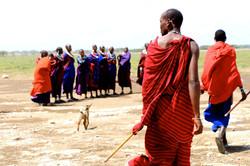 The Masai Tribe, Tanzania